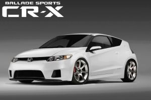 Honda CR-X Reborn by KoeiX2