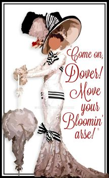 Move Your Bloomin' Arse! by Zafaria