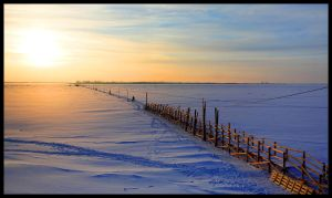 Road to sun by bydnam