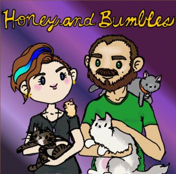 Honey and Bumbles - DevID by SeaglassEnvelope