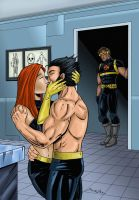 X-men Supreme Panel 5 by slickboy444