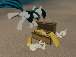 The Lost Treasure by liuhyhung123
