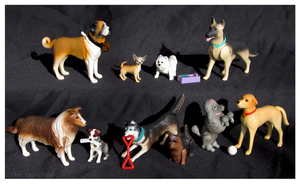 Show Champions - Magic Motion Dog Collection by The-Toy-Chest
