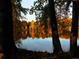 Autumn III by Lucie-Lilly