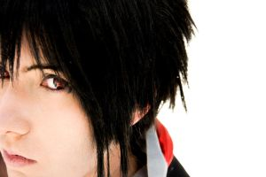 Uchiha sasuke - I see you by Dark-Uke