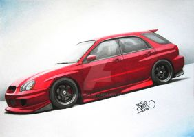 Impreza by VictoR38
