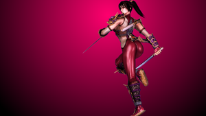 Soul Calibur (3 b - Taki) by AdeptusInfinitus