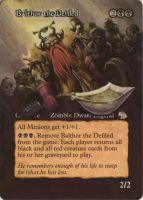 Balthor the Defiled alteration by MimiMunster
