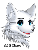 Free Headshot - Sarin by Silberry