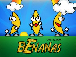 Benanas Illustrator Wallpaper by pointblankcreativity