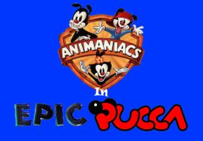 Animaniacs in Epic Pucca by rabbidlover01