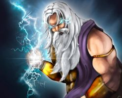 Zeus by CoreyBrown