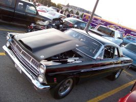 '67 Fairlane GT_427 by DetroitDemigod