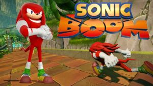 Sonic Boom - Knuckles [3] by Knuxy7789