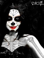 Day of the Dead VII by silcuper