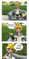 Wise Facts from Len 2 by Yami-Usagi