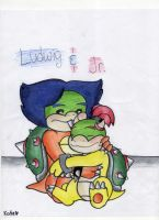 ::ludwig and jr:: by cbrown1892