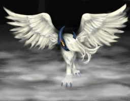 Mega Absol by Mittebam