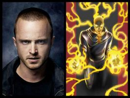 Marvel Casting - Electro by Doc0316