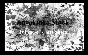 Foliage by Anoukinha-Stock