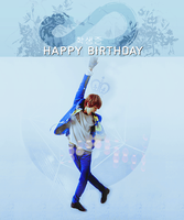 Happy Birthday Sungyeol by Heosukx