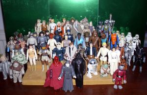 Star Wars - Classic Action Figures by CyberDrone