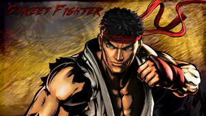 Street Fighter: Ryu by Light-Rock