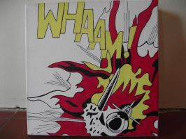 Whaam by AndyDaRoo