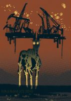 Oil Extinction by Starhorse