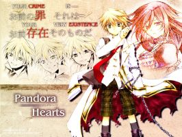 Pandora Hearts Wallpaper by a745