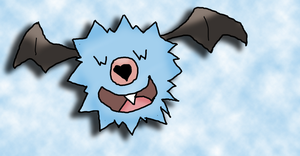 W is for Woobat by tani102