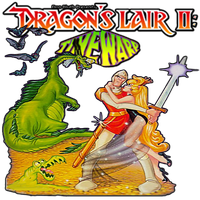 Dragon's Lair II Remastered by POOTERMAN