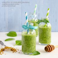 spinach and pineapple smoothie by Pokakulka