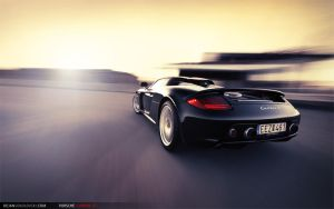 carrera GT - midnight race by dejz0r