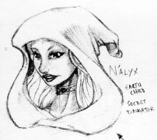 Na'lyx Concept Art by MrRentaro
