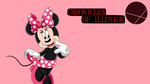 CoI - Wallpaper Minnie Mouse by MollyKetty