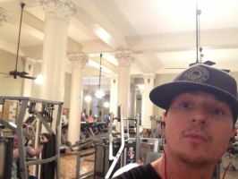 Haunted gym by MJandGhostAdventures