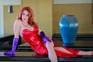 Jessica Rabbit 3 by Neon-Stitches