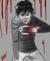 Karkat Blood by TheDeepestKing