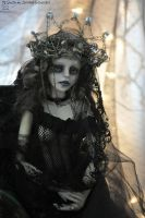 Haunted Ball Jointed Doll BJD by SutherlandArt