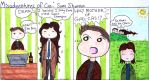 Misadventures Of Cas: Sams shampoo by AlulaDreamCreations