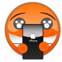 iPhoneSmylie by DaBanch