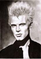 Billy Idol by XxAllXAlonexX