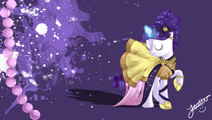 rarity 2013 gala dress CE by familyof6