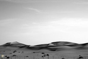 Shape Of The Desert II by yara1991