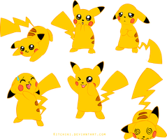 Pika Power by Kitchiki