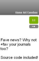 Favebox: Source v1.5 by Grayda