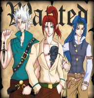 .::WaNTeD pIRatEs::. by niacherryblossom