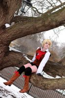 Alois Trancy - Let it snow! by SetsukiMeigetsu