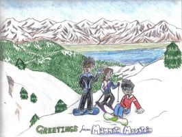 Mammoth Mountain-For Katelyn by AmyPhantom